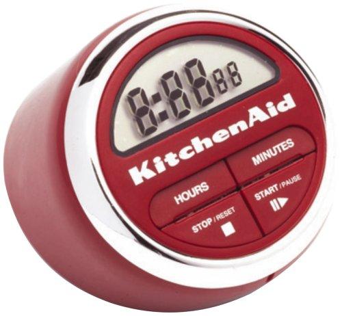KitchenAid Digital Kitchen Timer Red
