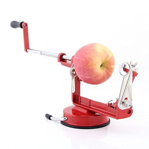 3 in 1 Apple Slinky Machine Peeler Fruit Cutter Slicer Kitchen Tool