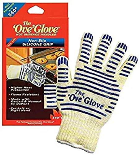 2X - Shopping Inc Ove Glove Hot Surface Handler Oven Mitt