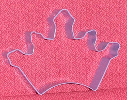 CrownPrincess Cookie CutterPainted Metal475 InchGirlBirthdayRoyality ZND- 160