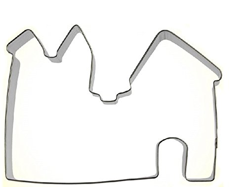 Large Castle 525 Princess Cookie Cutter New Medieval North Pole