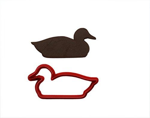 Duck Decoy Cookie Cutter