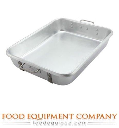 Winco ALRP-1824 Double Roast Pan 18 x 24 x 45 deep - Case of 2