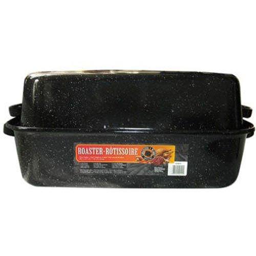 Granite Ware 0511-3 Covered Rectangular Roaster 2125 x 14 x 85 Inches
