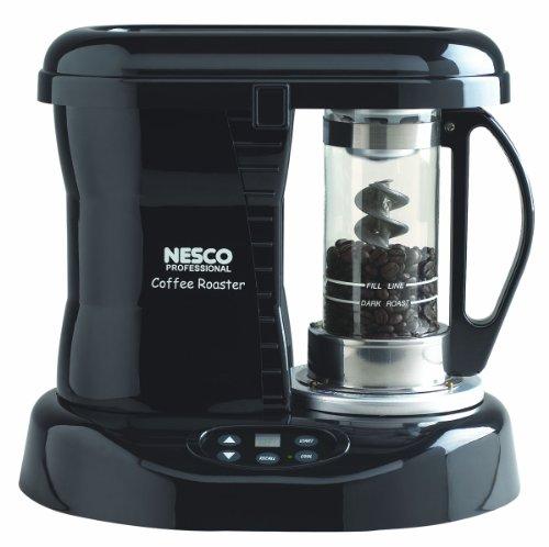 Nesco CR-1010-PRP Professional Coffee Bean Roaster 800-Watt