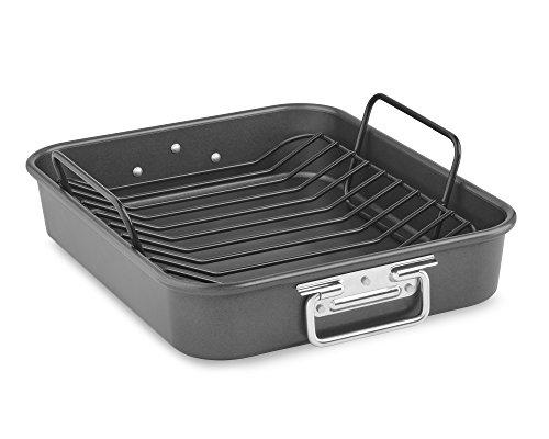 KitchenAid KitchenAid KBNSO16RP 16 Aluminized Steel Roaster with Rack - Nonstick