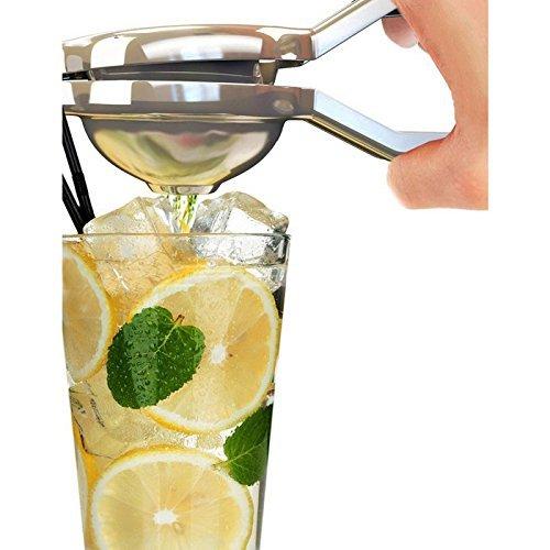 KINGZHUO Stainless Steel Press Lemon Lime Orange Juicer Professional Manual Citrus Juicer