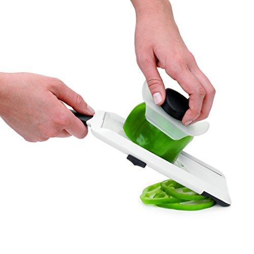 OXO Good Grips Adjustable Handheld Mandoline Slicer