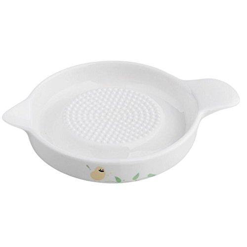 Creative Baby Grinding Bowl Practical Eating Utensils Baby TablewareTable set-1