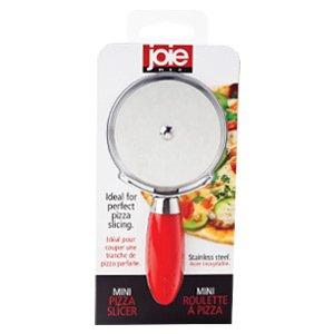 Joie Stainless Steel Mini Pizza Cutter Slicer Wheel - Green