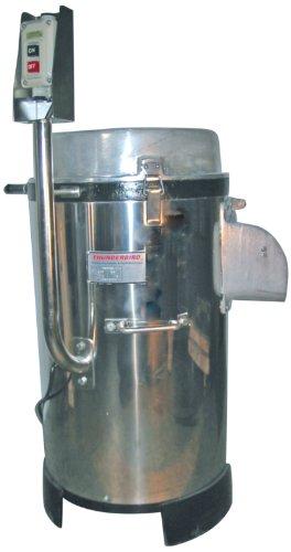 Thunderbird TBM-30 Potato Peeling Machine 66-Pound Capacity 2 HP