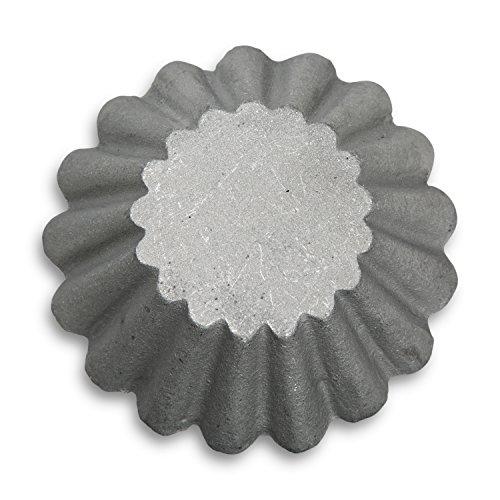 Honey-Can-Do 7030 Deep Tart Shell Rosette Iron