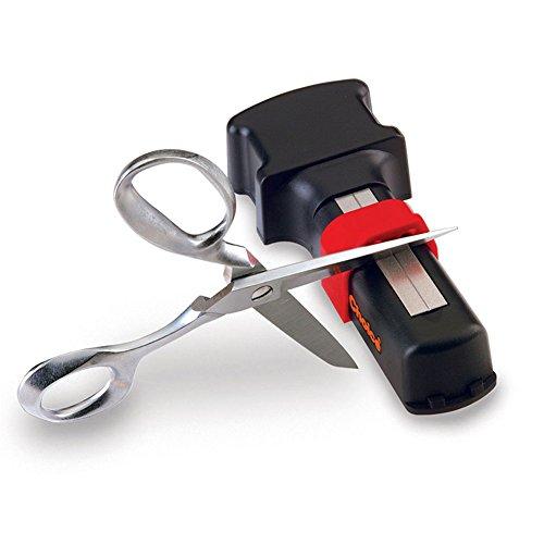 Hone Diamond Coated Stainless Steel Scissor Sharpener