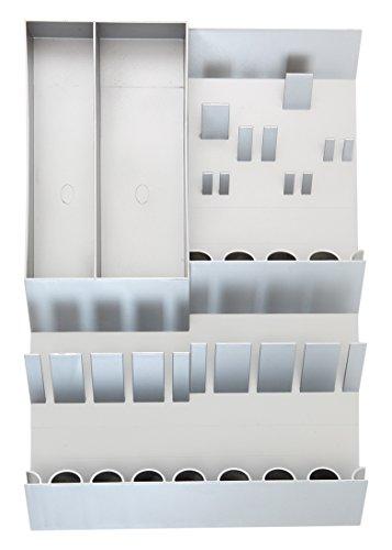 Knork Flatware Storage Tray Silver