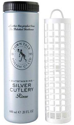Silver Cutlery Rinse 20 fl oz by Town Talk