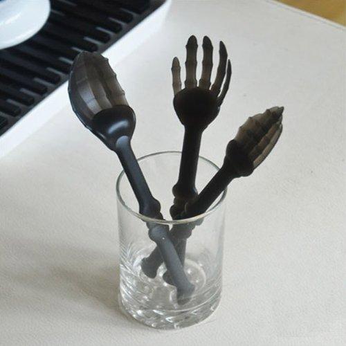 PP Bone Cutlery Set Kids Children Cutlery Set Tableware