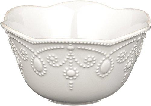 Lenox French Perle Fruit Bowl White