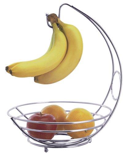 Prepworks by Progressive Wire Fruit Bowl - Chrome