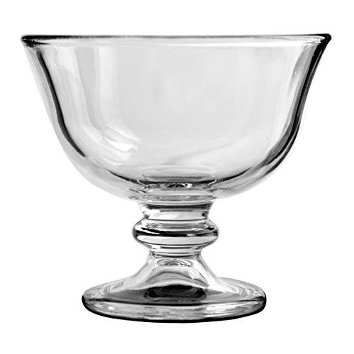 Anchor Hocking Presence Flared Mini Trifle Bowl Set of 6