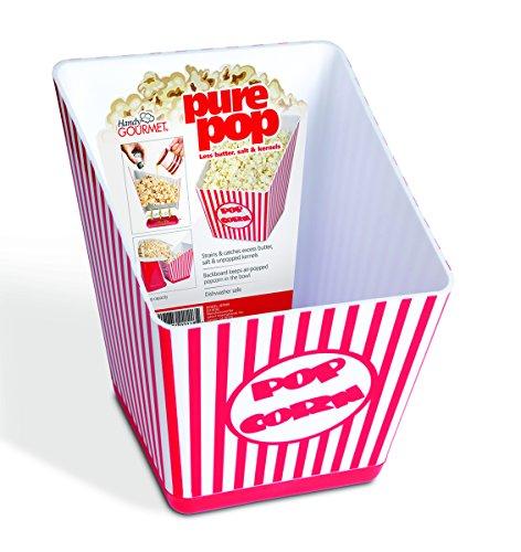 Handy Gourmet Popcorn Bowl