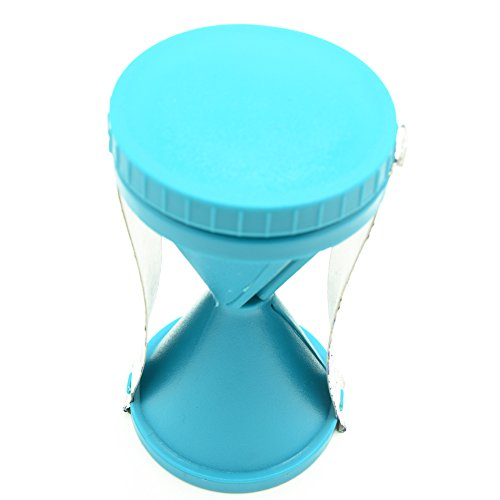 Kitchen vegetable fruit spiral slicer Blue