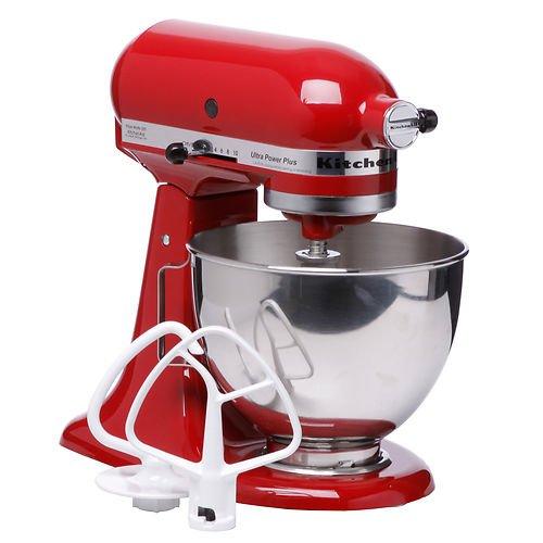 KitchenAid 4 -12 Quart Bowl Lift Stand Mixer Red
