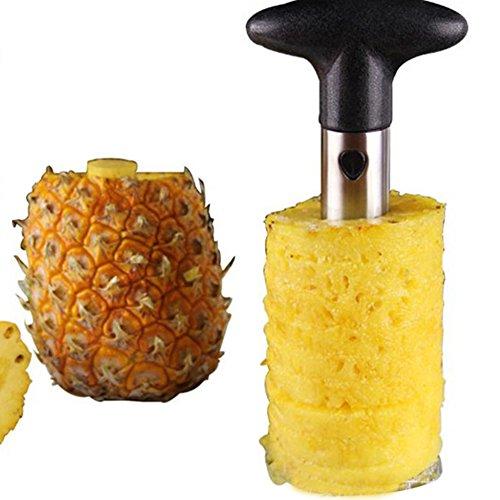 Hot Sale Fruit Pineapple Peeler Corer Slicers Cutter Stainless Steel Kitchen
