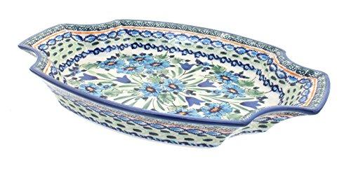 Polish Pottery Ballina Large Serving Tray
