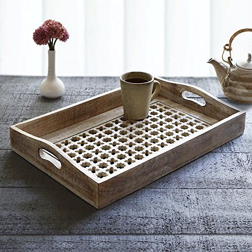 Top 19 Best Large Serving Trays 2019