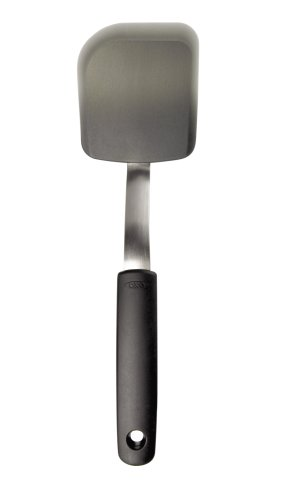 OXO Good Grips Silicone Cookie Spatula Gray