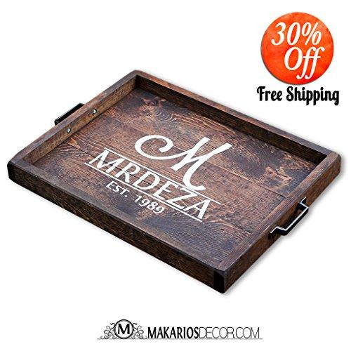 Tray Serving Tray ottoman tray metal tray coffee table tray wood tray wooden tray vintage tray jewelry tray marble tray mirror tray