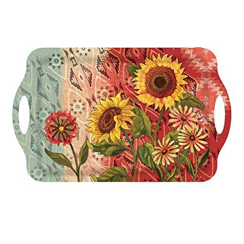 Melamine Serving Trays Plastic Trays Party Trays Food Trays Bed Tray 1875 x 115 Southwest