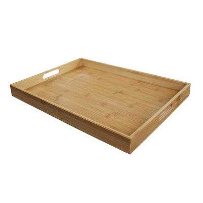 Home Basics Bamboo Serving Tray