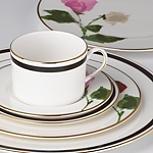 Kate Spade New York Rose Park Bone China Dinnerware 5-Piece Place Setting 854333