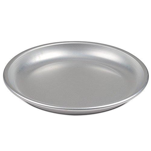 Matfer Seafood Platter - Aluminum - 20 inch diameter