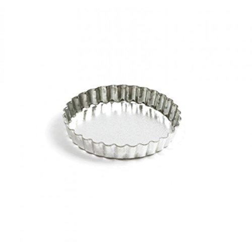 Norpro 3715 Tin QuicheTart Pan 475-Inch Silver