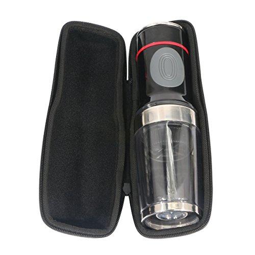 for Barsetto Portable Espresso Coffee Machine Tripresso Hand Pressure Mini Coffee Maker Carrying Case by Khanka