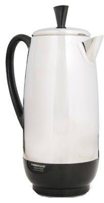 Farberware Percolator 12 Cup Stainless Steel 1000 W
