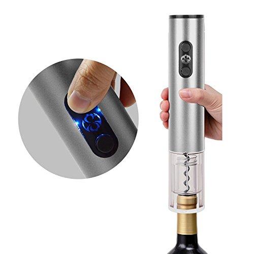 Electric Wine Bottle Opener Sokos Professional Electric Wine Bottle Corkscrew Screwpull Opener