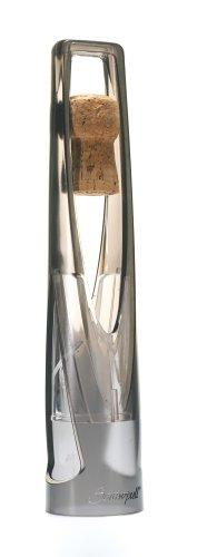 Screwpull SW-105 Champagne Cork Catcher Grey
