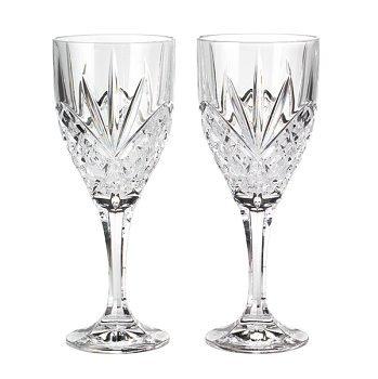 Godinger Dublin Crystal Set Of 12 Goblets