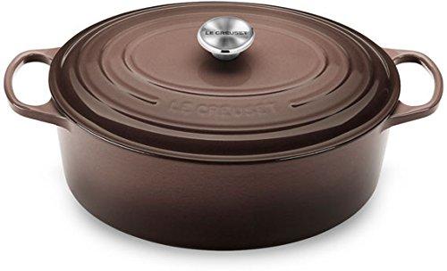 Le Creuset Signature Oval French Oven Truffle - Truffle