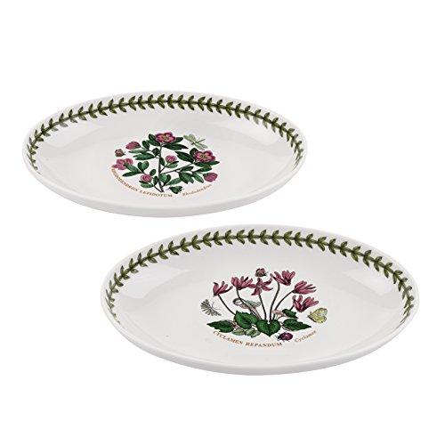 Portmeirion Botanic Garden Set of 2 Oval Dishes