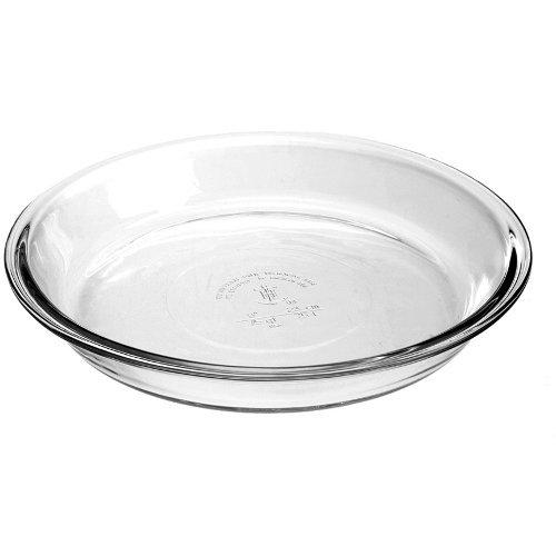 Pie Plate2-Pc Set9Glass