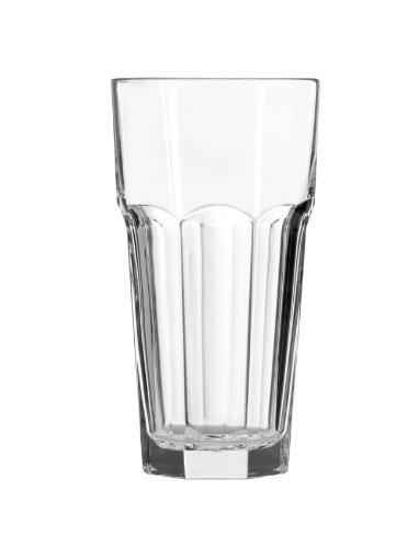 Libbey Gibraltar 22 Ounce Iced Tea Glass, Box Of 12, Clear