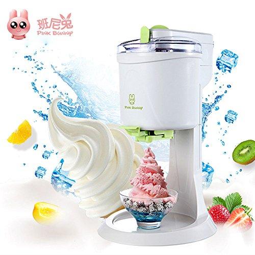 Automatic Ice Cream Maker Mini Ice-cream Machine Household Automatic Soft Electric Ice Cream Maker for Child DIY