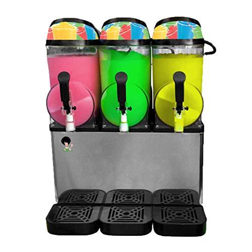 Margarita Girl Triple-Bowl Full Size Margarita Slush Frozen Drink Machine
