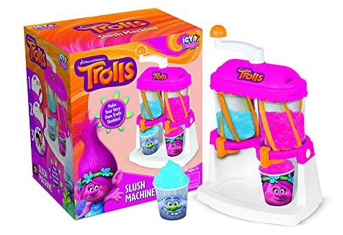 AMAV TOYS Trolls Slush Machine DIY Make Your Own Slush Fun Kit For Children