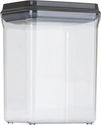 Kuuk Airtight Vacuum Container for Food Storage 24 Quart  78 Oz