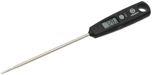 Admetior Digital Universal Thermometer Black